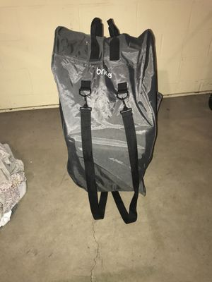 Baby car seat travel bag with wheels for Sale in Cleveland, OH