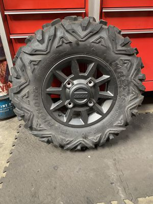 """RZR Maxxis Bighorn Wheels 29"""" for Sale in Lakeside, CA"""