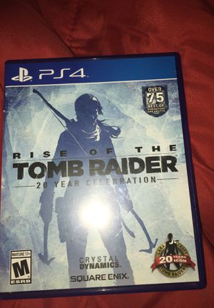 Rise of the Tomb Raider for Sale in Knoxville, TN