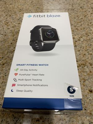 fitbit blaze size small for Sale in Snohomish, WA