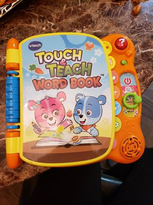 Kids learning book toy . for Sale in Fresno, CA