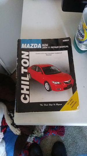 Mazda 3 2005 for parts for Sale in Santa Ana, CA