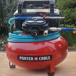 Air Compressor Porter Cable 6 Gallon 150 PSI for Sale in Woodburn, OR