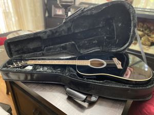 Authentic Randy Jackson acoustic guitar. Brand New! NEVER USED. With certification. From collection. Best offer for Sale in Hartford, CT