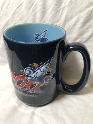 VIntage 100 YEAR Anniversary Disney World Mug 2001 VTG for Sale in Arlington, VA