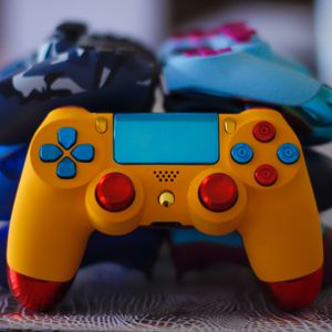 Googler - DUAL SHOCK 4 - Wireless Bluetooth Custom PlayStation Controller - PS4 / PS3 / PC for Sale in Riverside, CA