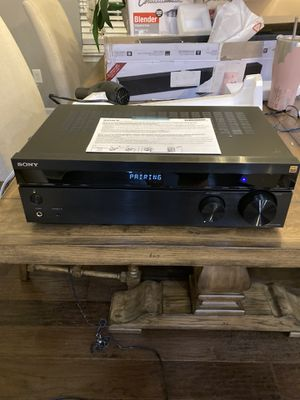 NEW IN BOX SONY STEREO RECEIVER for Sale in Mt. Juliet, TN