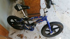 "16""kids bike mongoose supersonic for Sale in Tampa, FL"