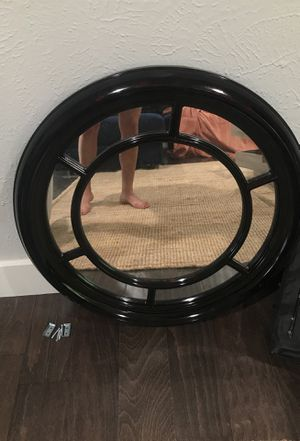 Oval wall mirror for Sale in Austin, TX