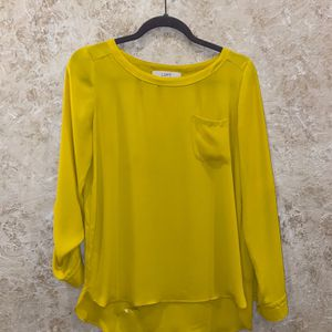 loft yellow Blouse for Sale in Oklahoma City, OK