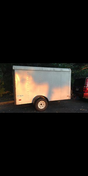 Trailer / Traila 10 X 6 With Registration for Sale in Brownsville, TX