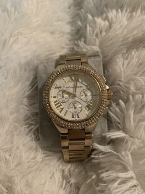 Gold Michael Kors Women's Watch for Sale in Oxon Hill, MD