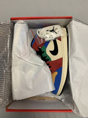 """Air Jordan Retro 1 Fearless """"Blue the Great"""" Size 10 for Sale in Miami, FL"""