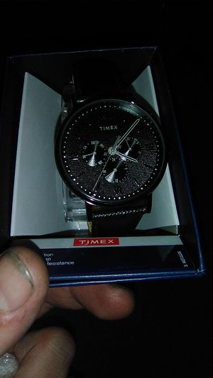 Brand New Timex men's all black for Sale in Fresno, CA