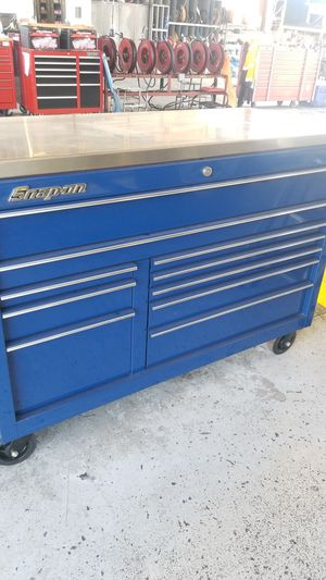 Snap on tool box for Sale in San Marcos, CA