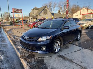 2011 Toyota Corolla S for Sale in Englewood, CO