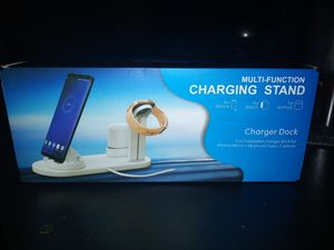 Yestan Wireless Charger 4 in 1 Wireless Charging Dock for Sale in San Angelo, TX