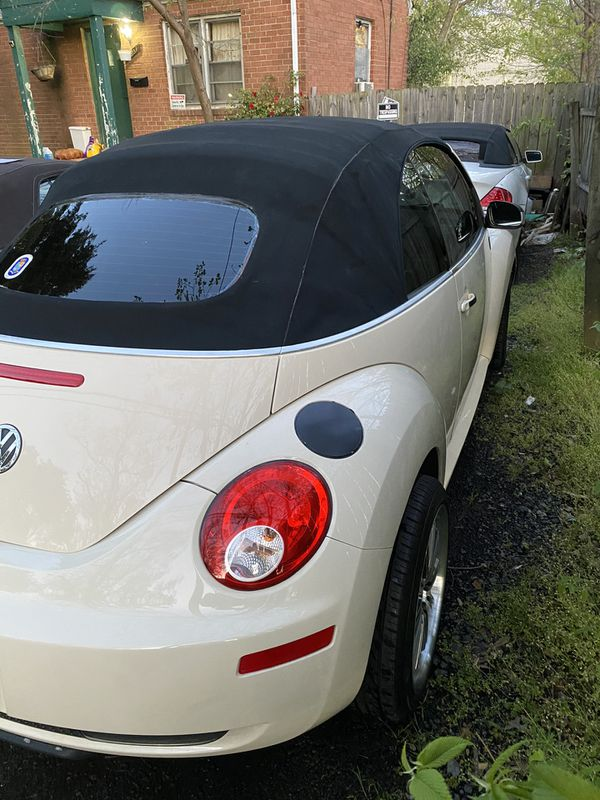 2008 VW turbo with low mileage 5 speed