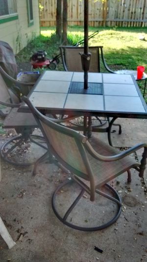 Patio furniture for Sale in Austin, TX