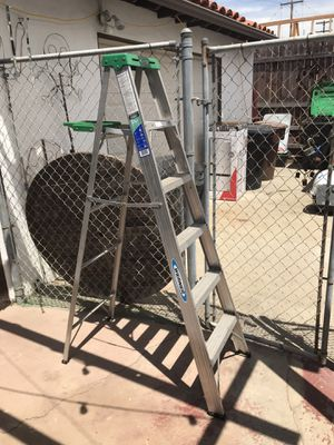 6ft aluminum ladder, 4ft aluminum ladder for Sale in San Clemente, CA