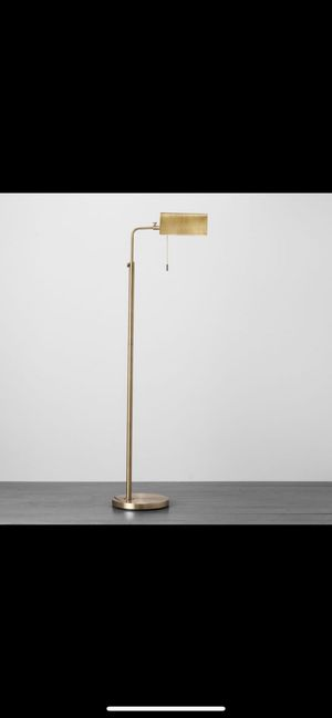 Hearth & Hand with Magnolia floor lamp for Sale in Ontario, CA