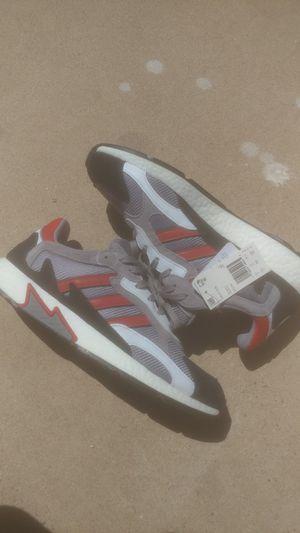 Adidas tresc run mens size 12.5 and 7 for Sale in Mesa, AZ