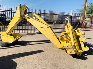 Backhoe attachment for skid steer or Tractor for Sale in Phoenix, AZ