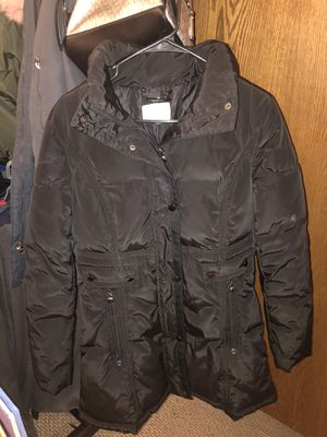 Black snow jacket for Sale in New Hradec, ND