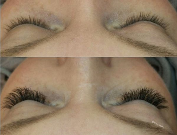 Lashes Extensions