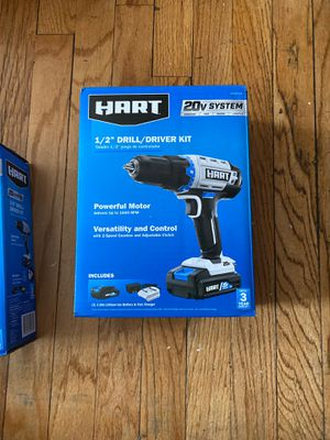 """1/2"""" drill/driver kit for Sale in Chicago, IL"""