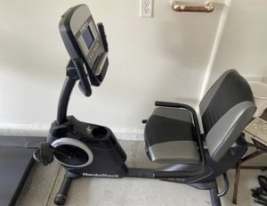 NordictTrack GX 4.7 Recumbent Bike for Sale in Spring Valley, NV
