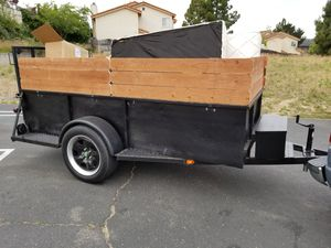 Utility trailer 1350 for Sale in Nipomo, CA