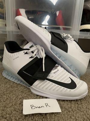 Nike Romaleos 3 Sz 12 & Sz 14 for Sale in Fresno, CA