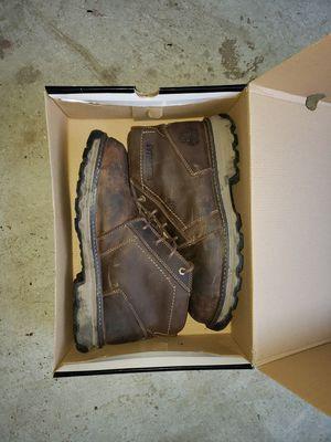 Caterpillar work boots for Sale in Mt. Juliet, TN