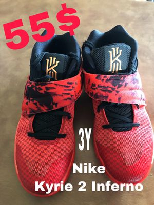 Nike Kyrie youth shoes for Sale in San Antonio, TX