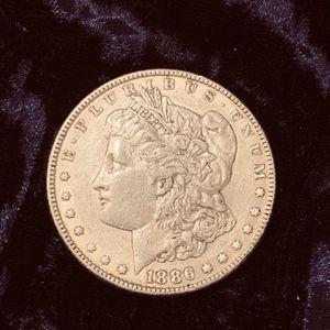 1886 Silver Morgan Dollar for Sale in Tempe, AZ