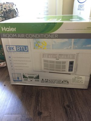 Haier room air conditioner for Sale in Houston, TX
