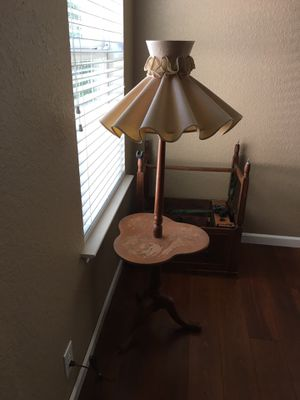 Antique lamp for Sale in San Antonio, TX