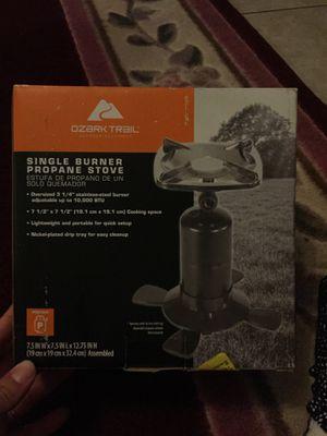 Single Burner Propane Stove for Sale in La Grange, NC