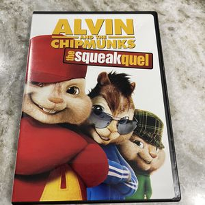 Alvin And The Chipmunks The Squeakquel for Sale in Fort Lauderdale, FL