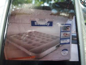 Twin Air Mattress No Charge Battery for Sale in Washington, DC