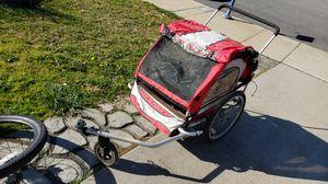 Bike Trailer/Stroller for Sale in Rancho Cucamonga, CA