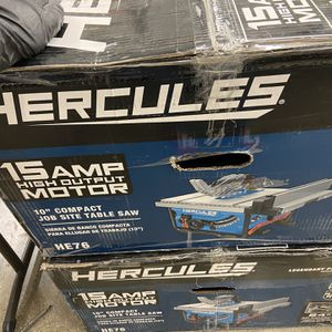 """Table Saw 10"""" 15 Amp for Sale in San Pablo, CA"""