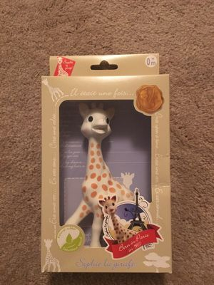 New in Box Sophie the Giraffe Baby Teething Toy for Sale in Denver, CO