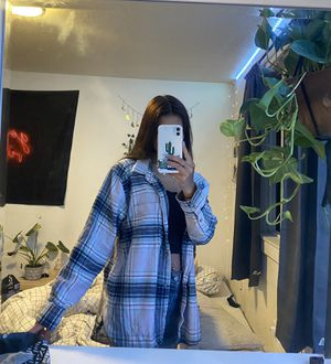 SIZE S/M American Eagle Flannel for Sale in Newberg, OR