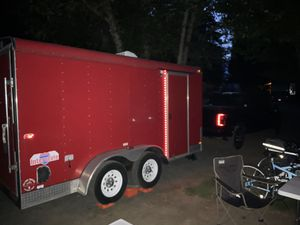 Enclosed Trailer Camper Conversion for Sale in Fife, WA