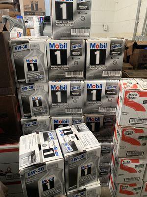 MOBIL 1 6QUART!! for Sale in Diamond Bar, CA