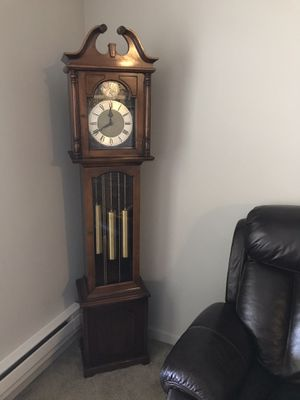 Grand father's clock made from western Germany for Sale in Portland, OR