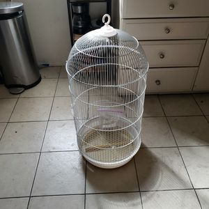 Round Bird Cage for Sale in Irwindale, CA