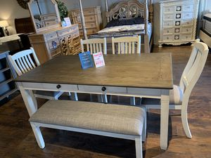 Cottage Table w/ Bench for Sale in Corpus Christi, TX